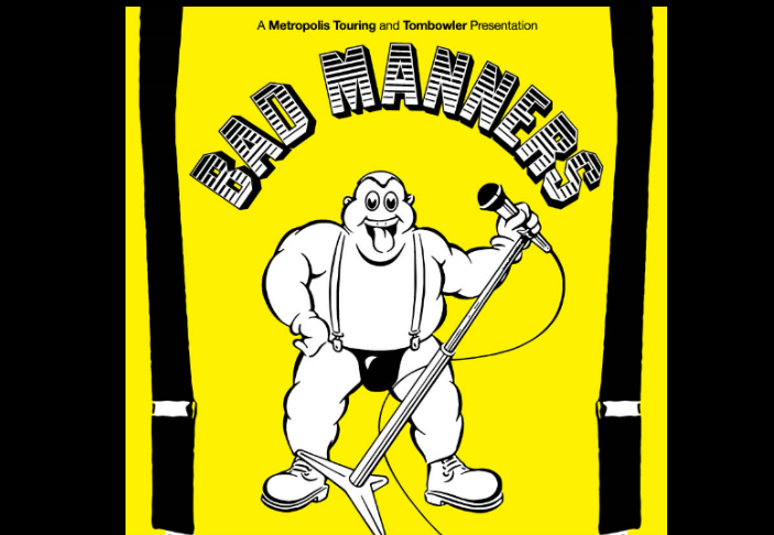 Bad manners gig dates
